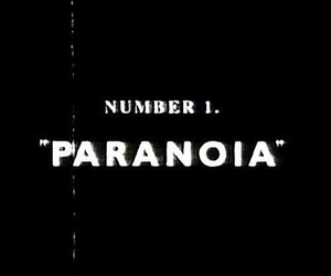 paranoia and overlays image