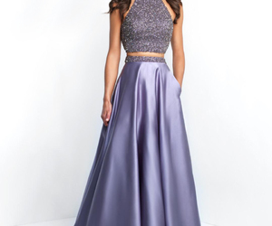 prom dresses with pockets, long prom dresses 2018, and blush 5651 image