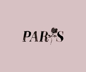 paris, pink, and quotes image