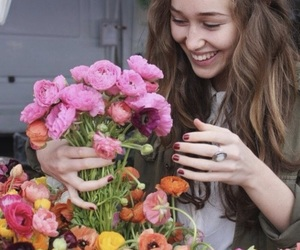 flowers, alycia debnam carey, and the 100 image