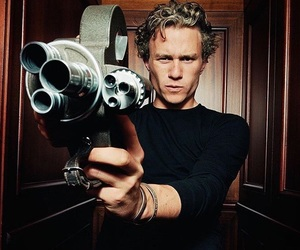 bad boy, heath ledger, and rebel image
