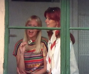 1970s, 70s, and Abba image