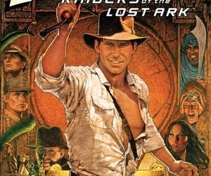80s, cool, and Indiana Jones image