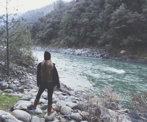 adventure, me, and nature image