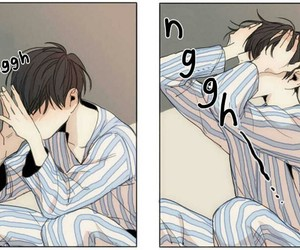 manhwa and at the end of the road image