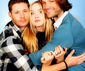 supernatural, actor, and spn image
