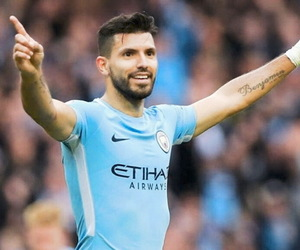 football, manchester city, and soccer image