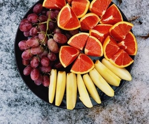 vegan, fruit, and healthy image