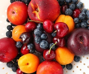 fruit and meal image