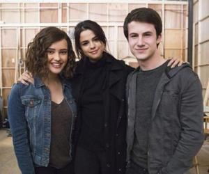 selena gomez and 13 reasons why image