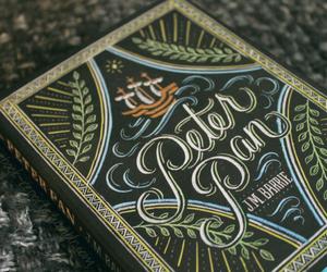 book and peter pan image