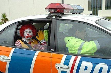 clown image