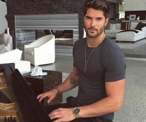 nick bateman, handsome, and model image