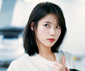 kpop, soloist, and iu image