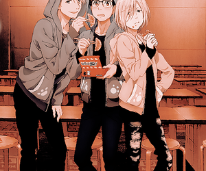 anime, lockscreen, and Boys Love image