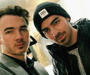 jonas brothers, kevin jonas, and Joe Jonas image