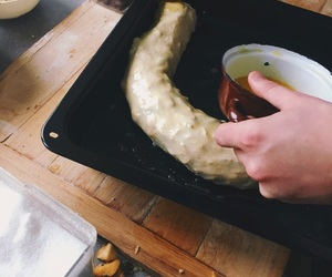 baking, butter, and kitchen image