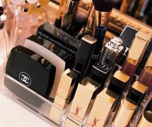 cosmetics, dior, and luxury image
