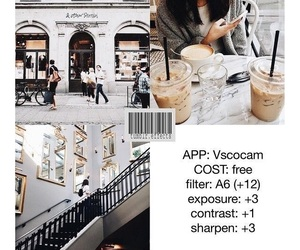 vsco, filters, and photography image