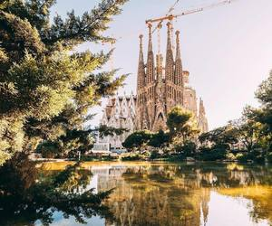 spain, city, and travel image