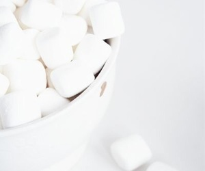 coffee, marshmallow, and Sweetie image