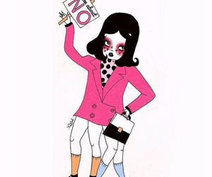 aesthetic, girl, and valfre image