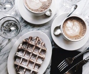coffee, food, and tumblr image