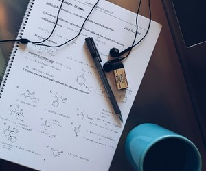 chemistry, coffee, and organic image
