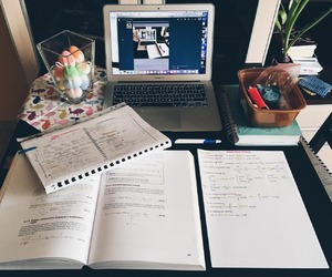 chemistry, coffee, and music image