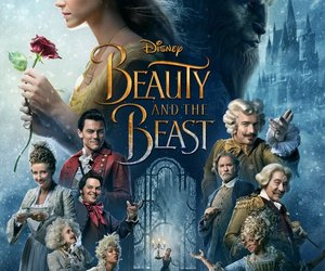 beauty and the beast, emma thompson, and disney image