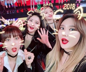 kpop, junghwa, and hyerin image