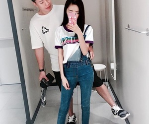 asian, chinese, and clothes image