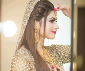 128 images about Pakistani Bride🌹💘💍 on We Heart It   See