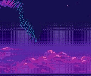 wallpaper, pixel, and aesthetic image