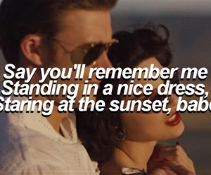 1989, Lyrics, and music video image