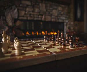chess, harry potter, and hogwarts image