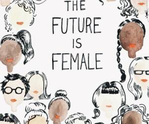 feminism, feminist, and female image