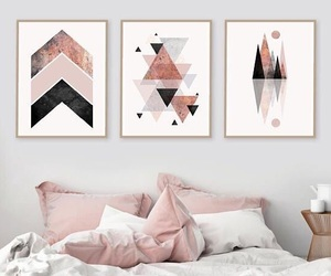 cozy, pink, and tumblr house image