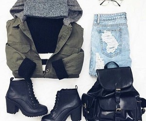 boots, casual, and cool image