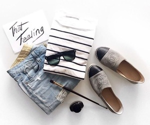 fashion, ootd, and flatlay image