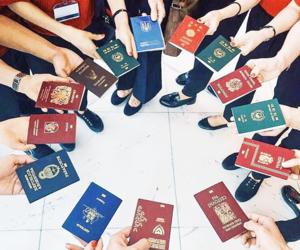 passport, travel, and adventure image