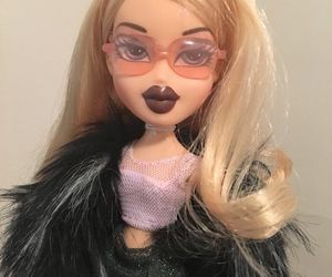 doll, bratz, and grunge image