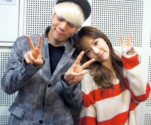 snsd, taeyeon, and SHINee image