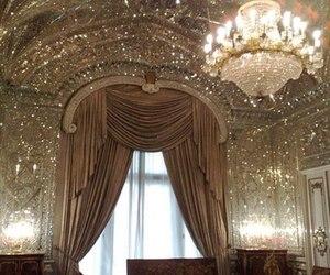 luxury, diamond, and gold image