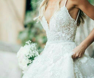 blonde, white, and chic image