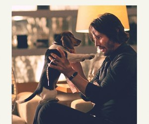 keanu reeves and john wick image