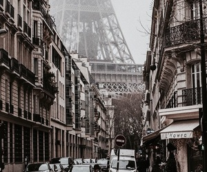 paris, city, and place image