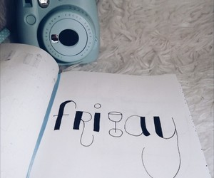 friday, ay, and handlettering image