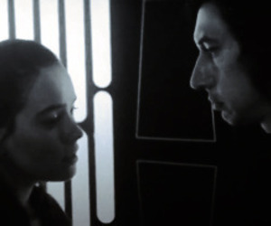 love, daisy ridley, and kylo ren image