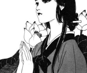 anime, asian, and korean image